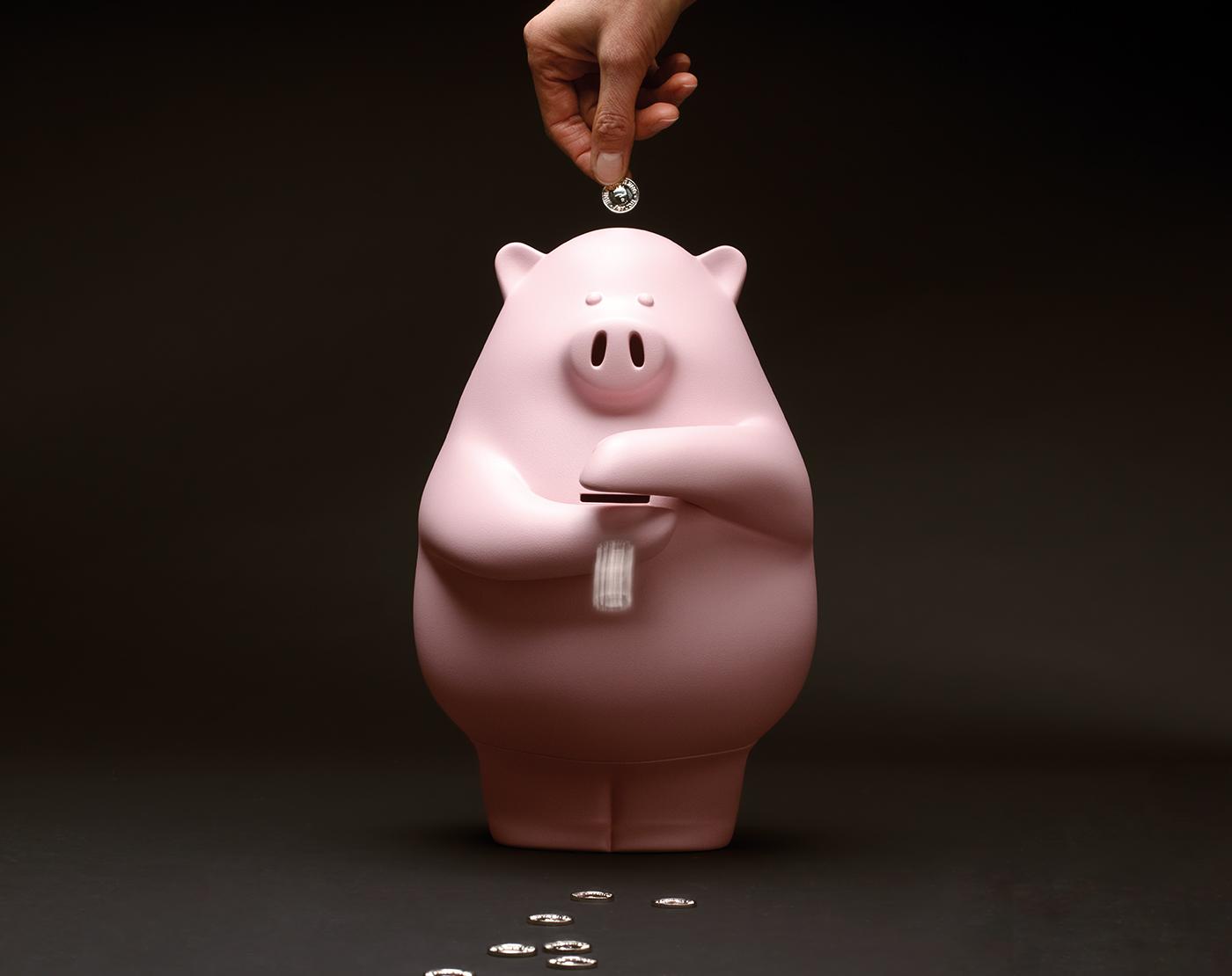 spendy pig