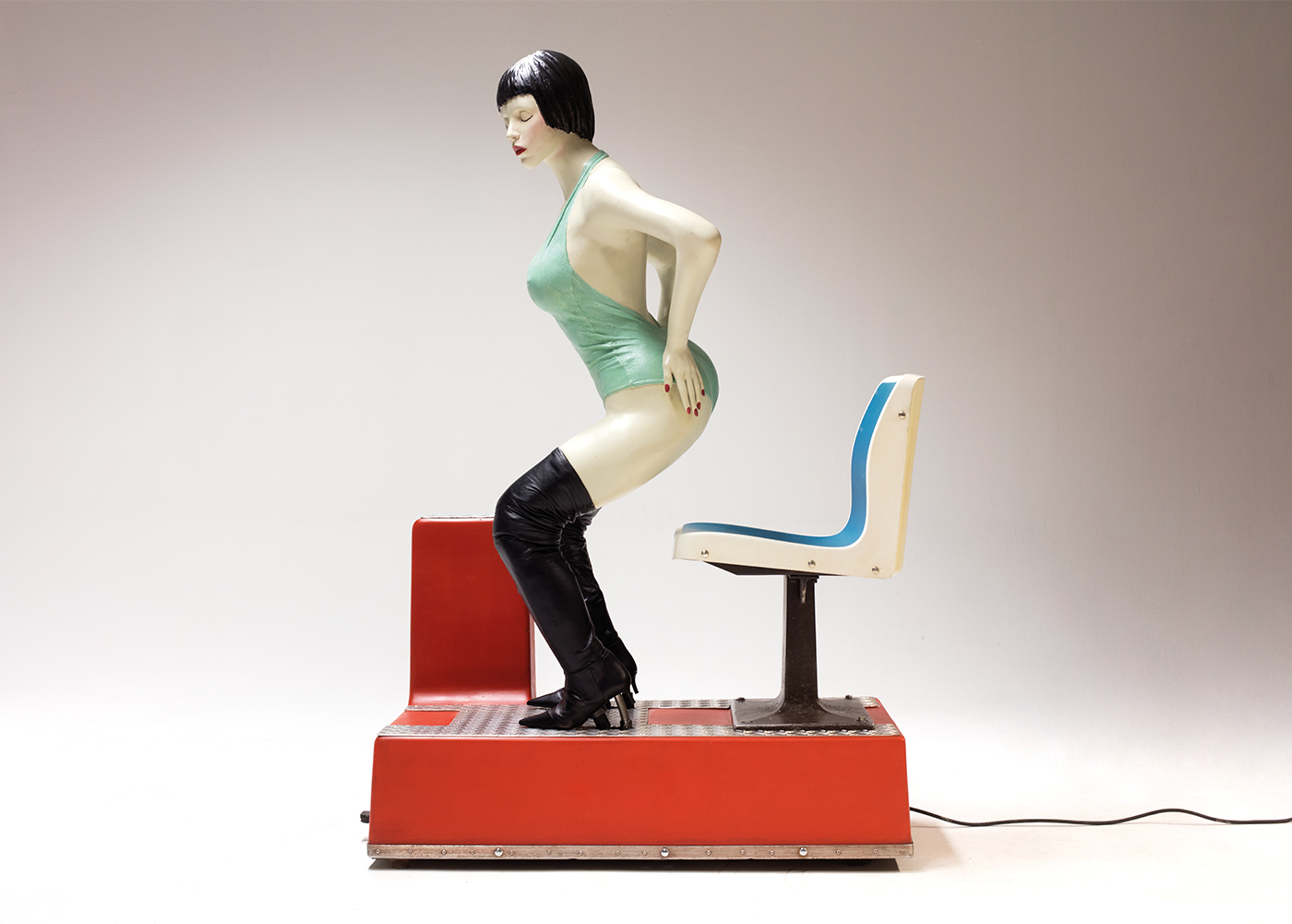 lapdance ride